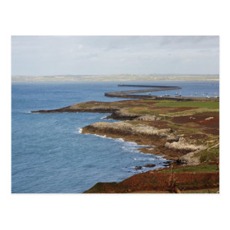 South Stack Postcard