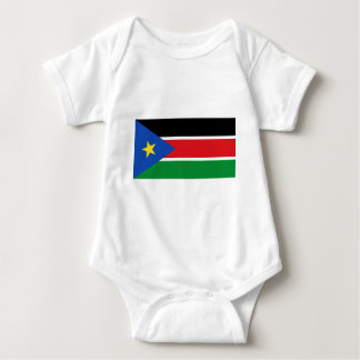 south sudan baby bodysuit