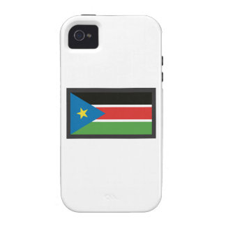 SOUTH SUDAN FLAG iPhone 4/4S COVER