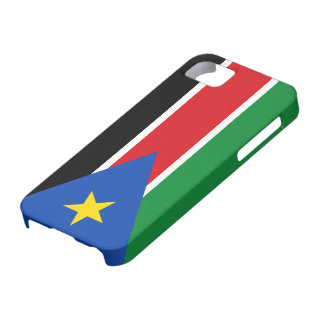 South Sudan Flag iPhone 5 Cover