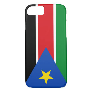 South Sudan Flag iPhone 7 Case