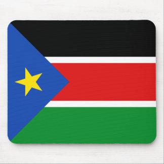 South Sudan Flag Mousepad