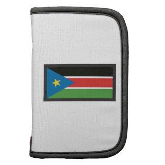 SOUTH SUDAN FLAG FOLIO PLANNERS