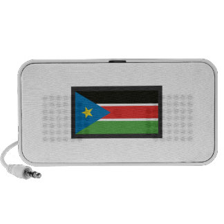 SOUTH SUDAN FLAG TRAVEL SPEAKER