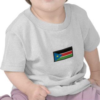 SOUTH SUDAN FLAG SHIRT