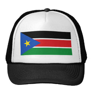 south sudan hat