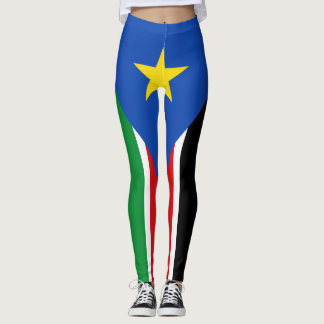 South Sudan Leggings