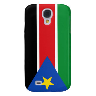 South Sudan National Flag Galaxy S4 Covers