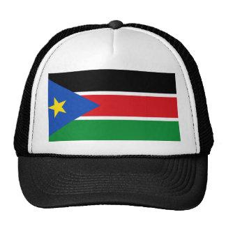 South Sudan National World Flag Cap