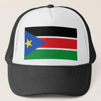 South Sudan National World Flag Trucker Hat