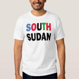 South Sudan shirt
