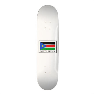 South Sudan Skateboard