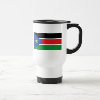 south sudan stainless steel travel mug