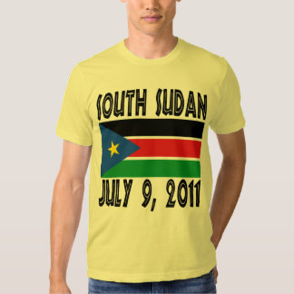 South Sudan Tshirt