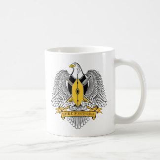 South Sudan's Coat of Arms Mug