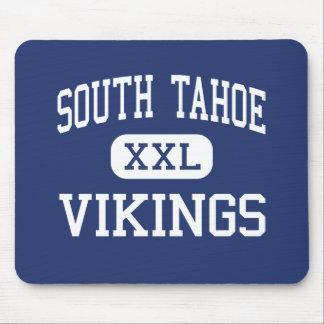 South Tahoe - Vikings - High - South Lake Tahoe Mouse Pads