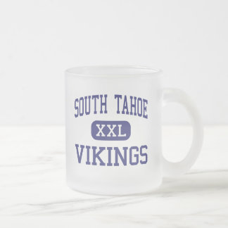 South Tahoe - Vikings - High - South Lake Tahoe Mugs