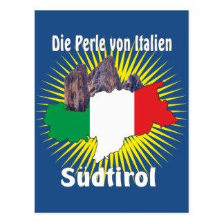 South Tyrol - Alto Adige - Italy - Italia postcard