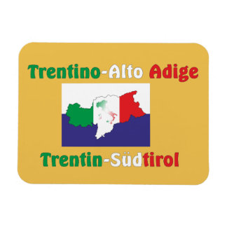 South Tyrol - Alto Adige Premium Flexi magnet