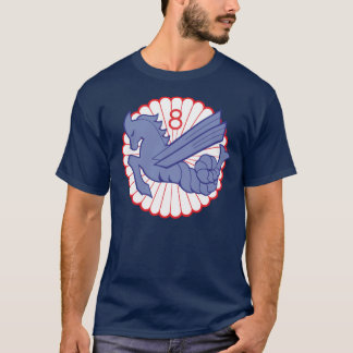 south vietnam airborne 8th battalion T-Shirt
