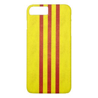 South Vietnam Light Grunge Flag iPhone 7 Plus Case