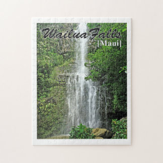 South Wailua Falls, Maui HI puzzle