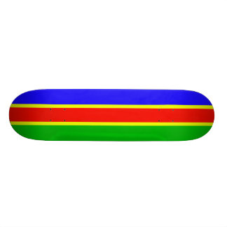 South West African National Union, Colombia flag Skate Deck
