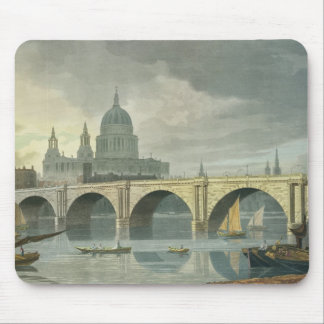 South West view of St Pauls Cathedral Mouse Pad