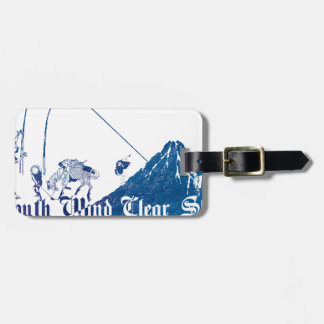 South Wind Clear Sky Luggage Tag