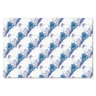 South Wind Clear Sky Tissue Paper