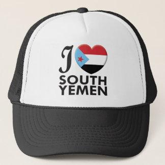 South Yemen Love Trucker Hat