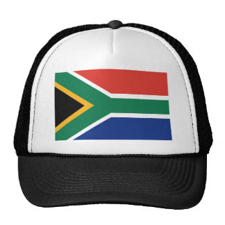 Southafrican flag cap