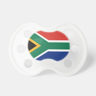 Southafrican flag dummy