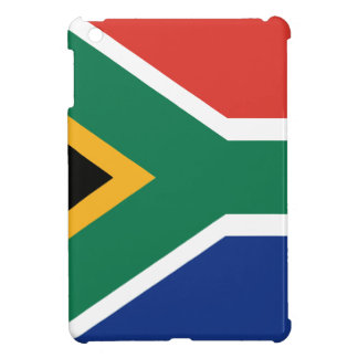 Southafrican flag iPad mini cases