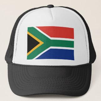 Southafrican flag trucker hat