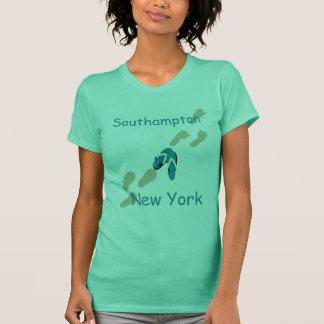 Southampton, New York  Flip-FlopsTank Top