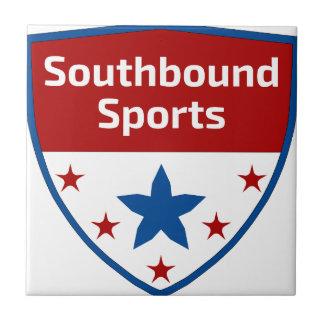 Southbound Sports Crest Logo Tile