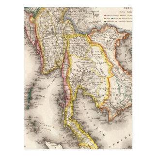 Southeast Asia Postcard