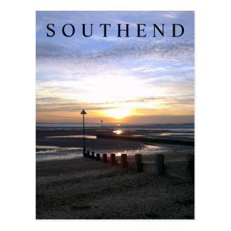 Southend on Sea postcard