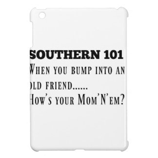 Southern101-1 Case For The iPad Mini