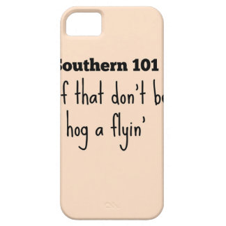 southern101-3 barely there iPhone 5 case