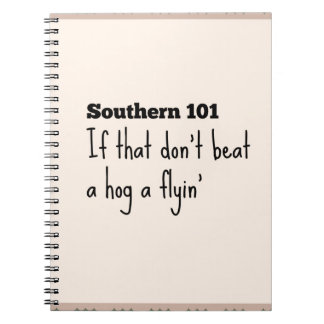 southern101-3 notebook