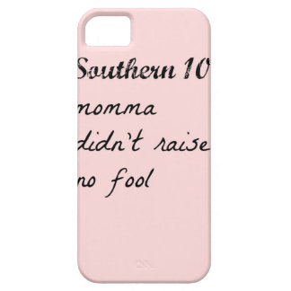 southern101-4 barely there iPhone 5 case