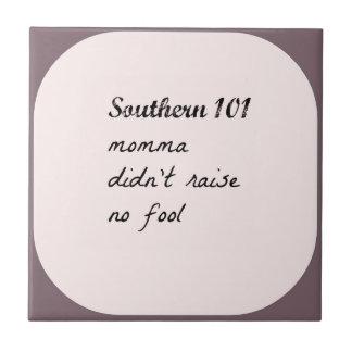 southern101-4 ceramic tile