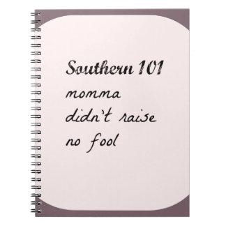 southern101-4 notebook