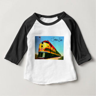 Southern Belle Train Baby T-Shirt