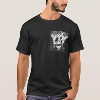 Southern Brewer's Fest 15 - Barley Mob Black T-Shirt