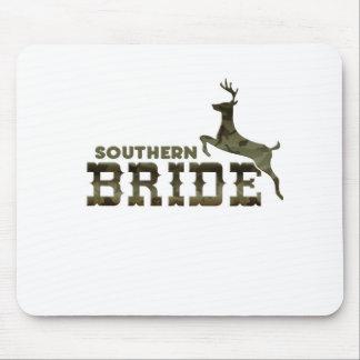 Southern Bride Mousepad
