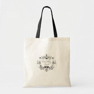 Southern bride tote bag