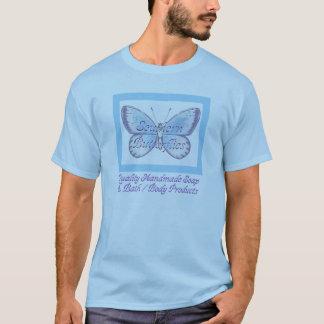 Southern Butterflies T-Shirt, Lt Blue T-Shirt